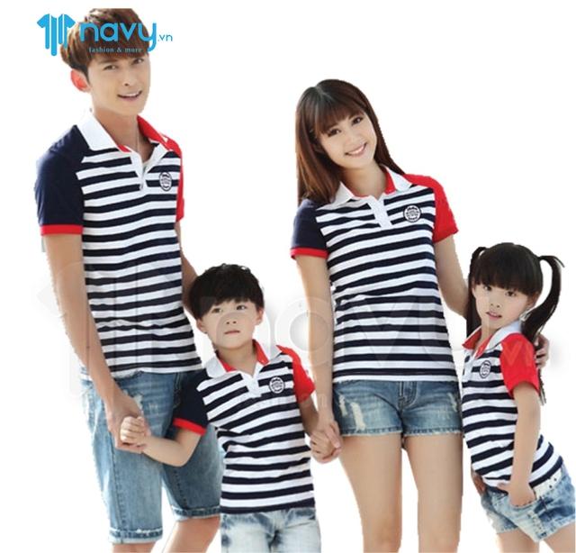 Đồng phục gia đình - những bộ trang phục gắn kết yêu thương cho mọi nhà - Ảnh 6.
