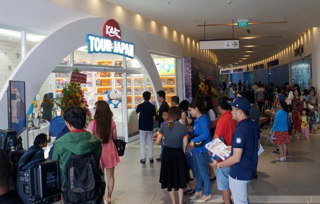 Có gì thú vị trong cửa hàng du lịch Doraemon đầu tiên tại Việt Nam? - Ảnh 4.