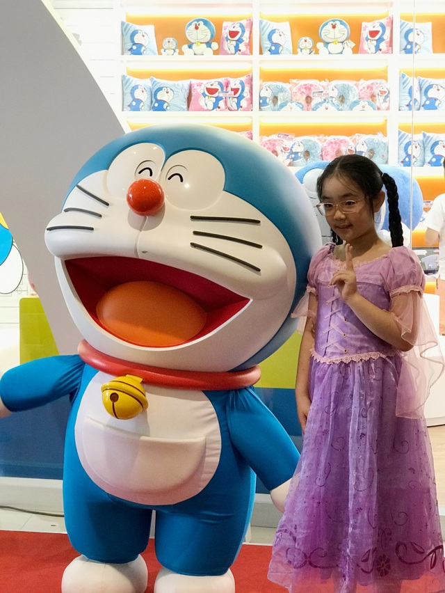 Có gì thú vị trong cửa hàng du lịch Doraemon đầu tiên tại Việt Nam? - Ảnh 6.