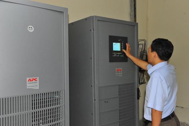 Giải pháp lưu điện UPS-3 pha của tập đoàn Schneider Electric (được biết đến rộng rãi trong lĩnh vực bảo vệ nguồn với thương hiệu APC) ứng dụng cho hệ thống phân loại tôm của nhà máy thủy sản Minh Phú Hậu Giang