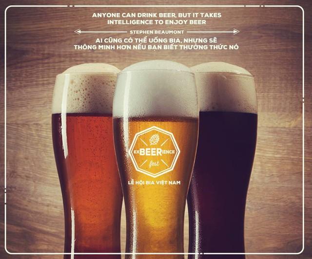 Bia là một nét văn hóa đặc trưng ở Bỉ, Séc…