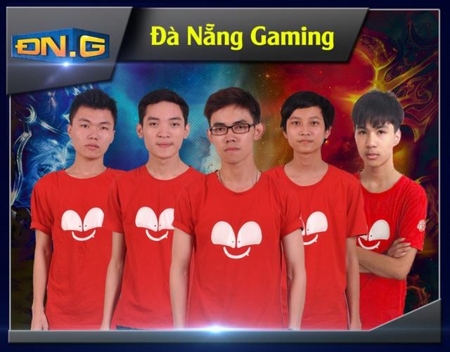 RoTK đối đầu Đà Nẵng gaming - Trận chung kết sớm của Series A 3Q Củ