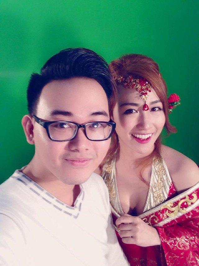 VTC Game mang ipad, iphone, imac và Trang Moon đến đại lễ ra mắt webgame Hoa Thiên Cốt