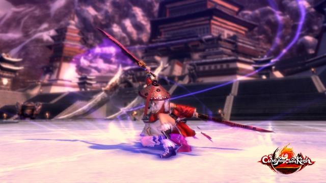 Thần Điêu Hiệp Lữ phô diễn sát thủ lạnh lùng nhất game kiếm hiệp