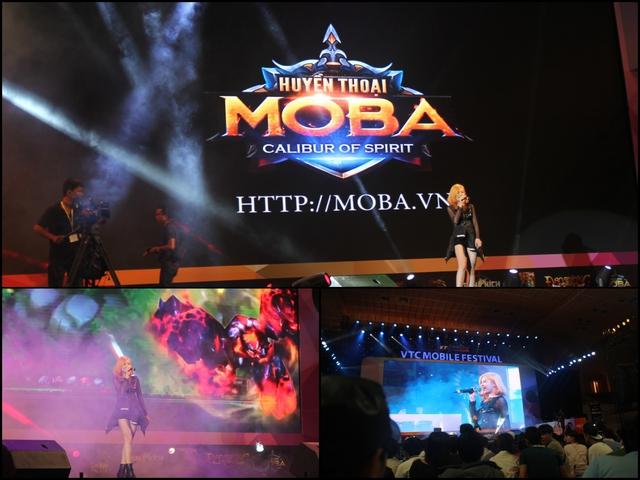 Đông Nhi, Tóc Tiên đốt cháy sân khấu, The Queen Team, Misthy ăn hành ngày showmatch Huyền Thoại MOBA
