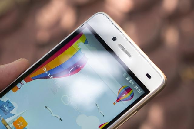 Mổ xẻ LAI Yuna S - Smartphone chuyên selfie, thỏa mãn hiệu năng trong tầm giá - Ảnh 4.