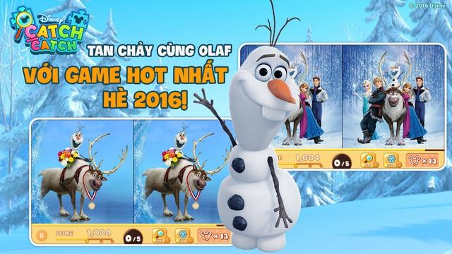 Cơn sốt giải trí Disney Catch Catch chính thức ra mắt tại Việt Nam