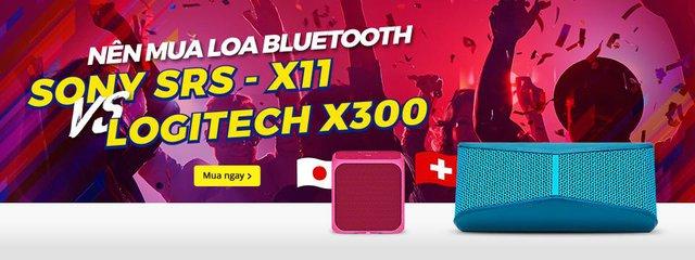 Nhạc - Đồ chơi số • Tín đồ âm nhạc và thời trang phát cuồng 'Dùng thử loa Bluetooth 30 ngày' • http://i.imgur.com/ElehBnx.jpg • Nằm trong bộ sưu tập GÉ 2015, Loa Bluetooth Sony SRS – X11 được giới chuyên... Img20160721092318939