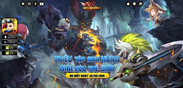 Landing của Biệt Đội Rồng khiến người chơi phấn khích với những Luffy, Iron Man, Tiểu Long Nữ, nữ hoàng Elsa