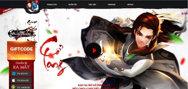Tiểu Lý Phi Đao 3D - game hot nhất ChinaJoy 2016 sắp ra mắt tại Việt Nam