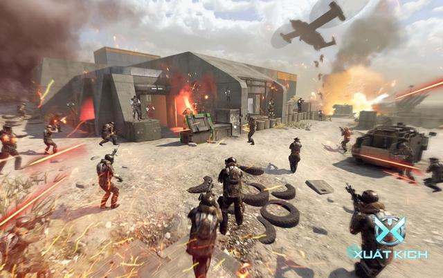 Bí kíp để trở thành cao thủ FPS – MOBA trong Xuất Kích
