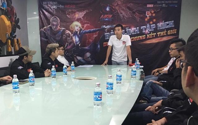 """BTC HPL Việt Nam: """"Chúng tôi sẽ rút kinh nghiệm từ những thiếu sót của HPL Thế giới"""""""