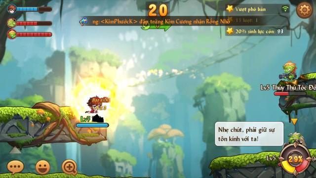 GunPow: Tìm lại ký ức tuổi thơ với dòng game bắn súng toạ độ