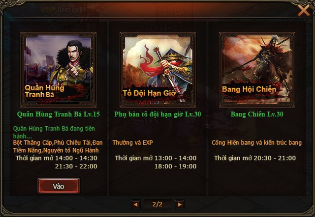 Game chiến thuật – Đỉnh cao game online tại thị trường game Việt