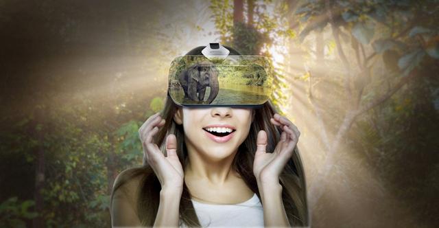 Samsung Gear VR - Mở ra kỷ nguyên của thế giới thực tế ảo kỳ bí