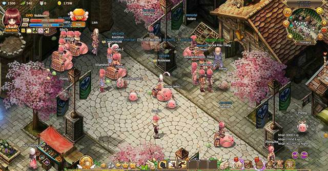Ragnarok Web thu hút đông đảo người chơi trong ngày đầu ra mắt