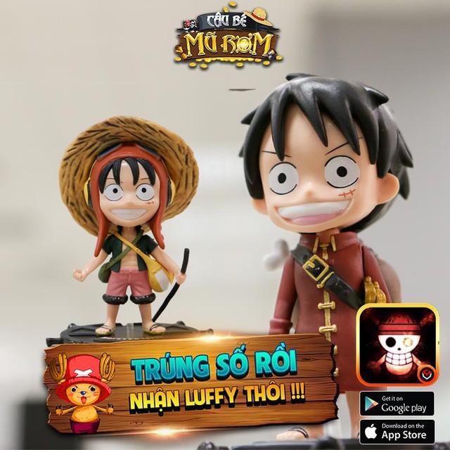 Cậu Bé Mũ Rơm – gMO chiến thuật One Piece thứ thiệt mở tải hôm nay!