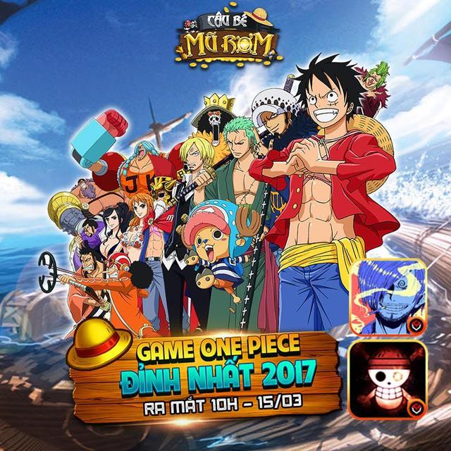 Fan One Piece sẽ không tin nổi vào mắt mình!!
