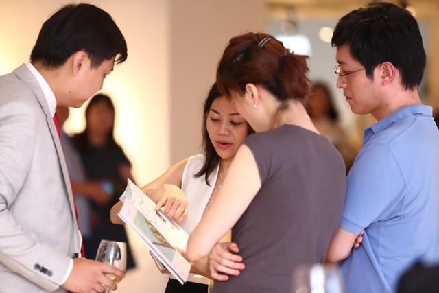Số người tìm hiểu căn hộ Resort Homes vượt mức mong đợi