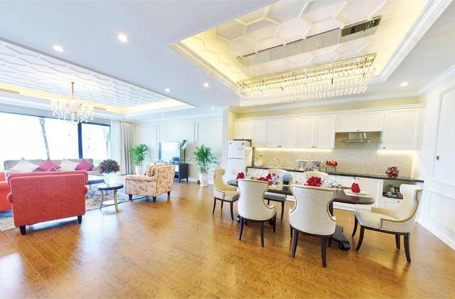 Biệt thự biển Vinpearl Resort & Villas đang có mức giá 15-20 tỷ VND/căn