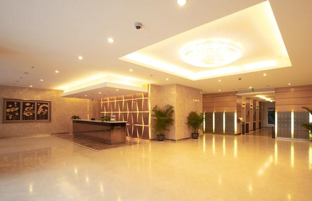 Hòa Bình Green City sở hữu nội thất sang trọng với nhiều tiện nghi hiện đại