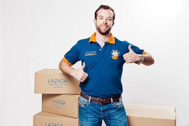 Lazada Express (LEX) ngày càng hoàn thiện trải nghiệm mua sắm của người tiêu dùng