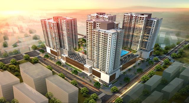 Hơn 70% căn hộ Xi Grand Court là căn góc, hai mặt thoáng