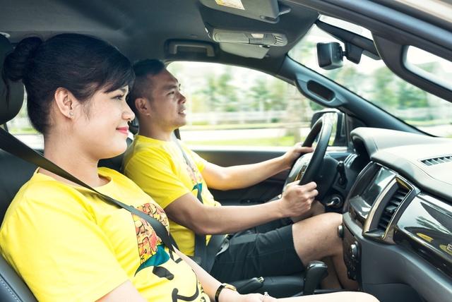 8 lời khuyên giúp bạn lái xe SUV an toàn hơn - Ảnh 1.