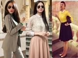 7 cách mặc sơmi cuốn hút học từ kiều nữ Việt