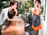 """Hằng Lê - Giải 3 """"đẹp như người mẫu"""" của Đẹp tới công sở 2014"""