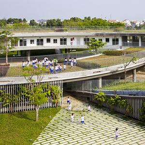 Trường mầm non Hóa An - Biên Hòa