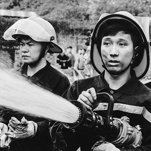Thế hệ trẻ làm lính cứu hỏa