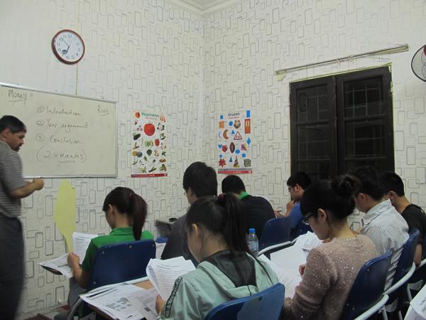 Môi trường tốt nhất để học tốt tiếng Anh 1
