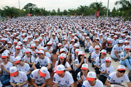"""Ngày Asean phòng chống bệnh sốt xuất huyết"""" - Hãy cùng nhau chống muỗi 6"""