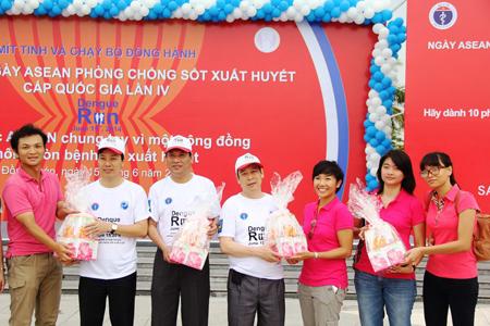 """Ngày Asean phòng chống bệnh sốt xuất huyết"""" - Hãy cùng nhau chống muỗi 2"""