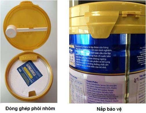 FrieslandCampina Việt Nam khẳng định sữa Friso không có hàng nhái 1