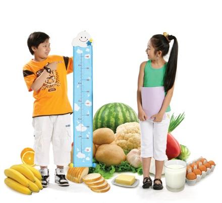 Tăng chiều cao cho trẻ: Những cách đơn giản nhất 2