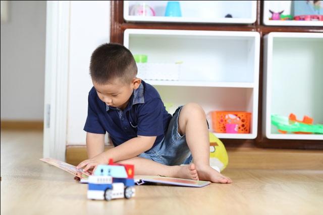 Tăng hấp thu dưỡng chất cho não của trẻ 1