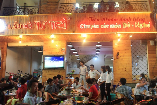 Quán ăn ngon ở quận 1, Sài Gòn