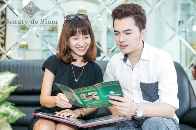 Spa Thái Lan thu hút sao Việt đến làm đẹp và thư giãn 1