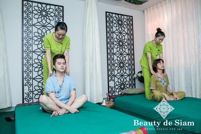 Spa Thái Lan thu hút sao Việt đến làm đẹp và thư giãn 3