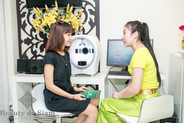 Spa Thái Lan thu hút sao Việt đến làm đẹp và thư giãn 5