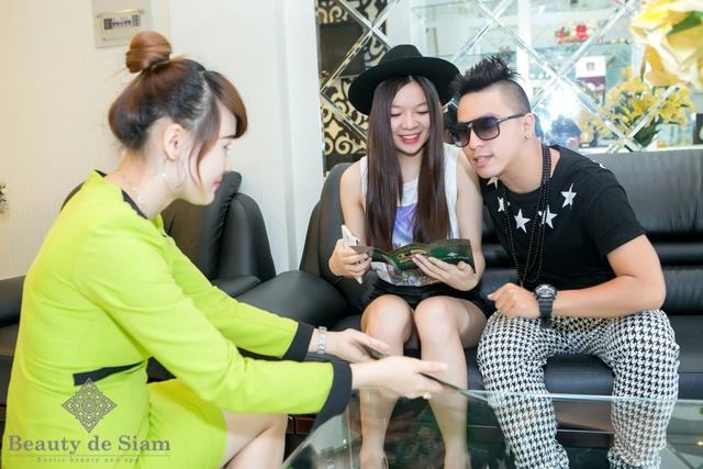 Spa Thái Lan thu hút sao Việt đến làm đẹp và thư giãn 8