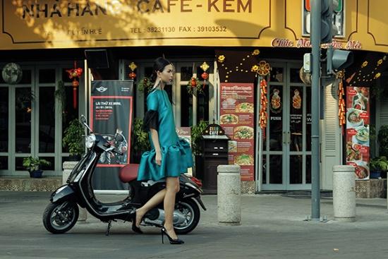 Lookbook Nàng – Món quà tuyệt vời dành tặng phái đẹp từ thương hiệu Vespa - Ảnh 5.