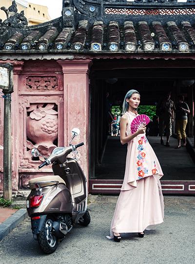 Lookbook Nàng – Món quà tuyệt vời dành tặng phái đẹp từ thương hiệu Vespa - Ảnh 8.