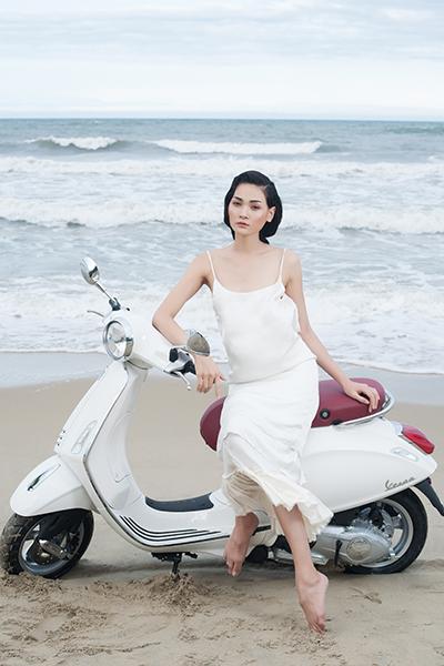 Lookbook Nàng – Món quà tuyệt vời dành tặng phái đẹp từ thương hiệu Vespa - Ảnh 9.
