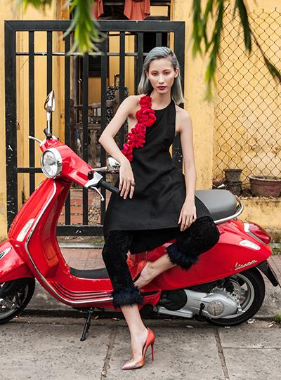 Lookbook Nàng – Món quà tuyệt vời dành tặng phái đẹp từ thương hiệu Vespa - Ảnh 12.