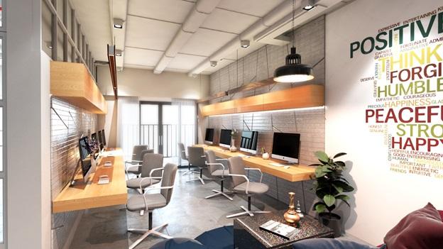 TP.HCM: Thiếu căn hộ văn phòng linh hoạt trong diện tích