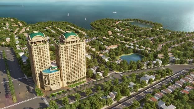 Dự án căn hộ cao cấp D. Le Roi Soleil hút khách dịp cuối năm