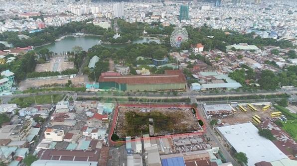 Khu đất nền Heart Land Tân Hóa, hấp dẫn khách hàng mục tiêu vì đầy đủ pháp lý